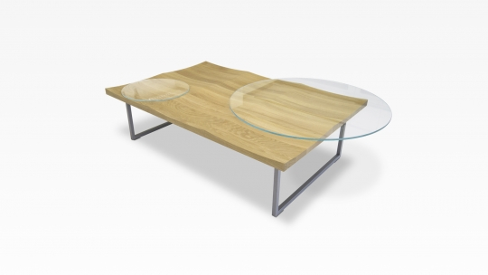 TERA-NAMI 2x3 | coffee table in oak