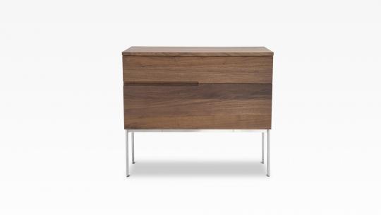 TERA-Sideboard 86-S | Kommoden-Modul Amerikanischer Nussbaum