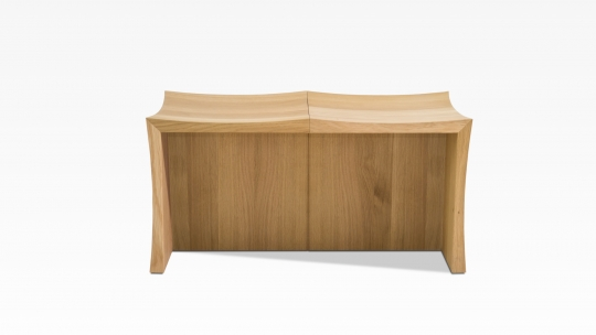 TERA Modular Set I | 2 seater bench, oiled oak