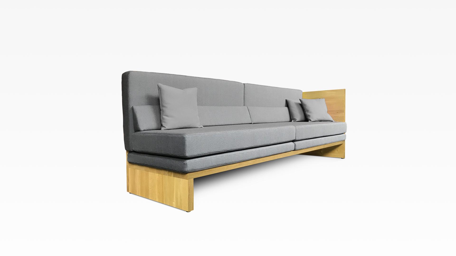 Divan 250 L Sofa